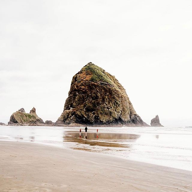 Cannon Beach Camping